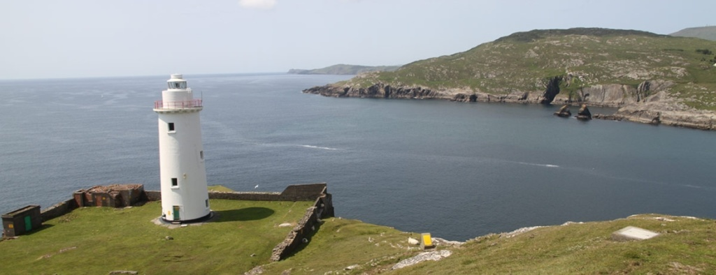 Image: Ardnakinna lighthouse, Bere Island, Co. Cork