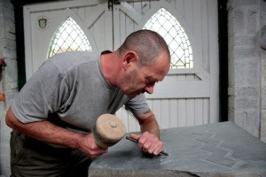 Traditional Skills Passed on by Masters at the West Cork Stone Symposium